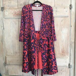 Diane Von Furstenberg Amelia Silk Wrap Dress 12